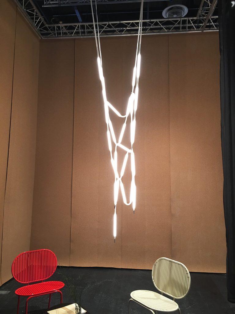 IMM Cologne 2018 Rope Light Aktem